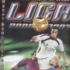 Coleccionismo deportivo: ALBUM DE FUTBOL 2006/07 ESTE - CONTIENE 465 CROMOS (CON 34 FICHAJES, 35 COLOCAS Y 24 BAJAS). Lote 34149138