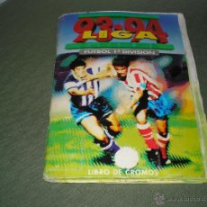 Coleccionismo deportivo: ALBUM LIGA 93-94 DE ESTE. Lote 45297201