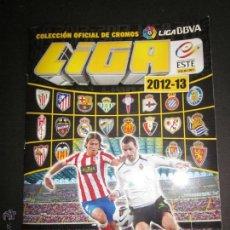 Coleccionismo deportivo: COLECCIONES ESTE - LIGA 2012 2013 - INCOMPLETO - VER FOTOS. Lote 45487463
