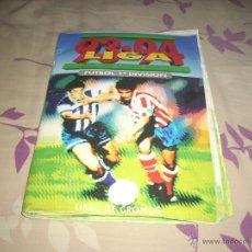 Coleccionismo deportivo: ALBUM DE LA LIGA 1993-94 DE ESTE, ENVIO GRATIS. Lote 45526809