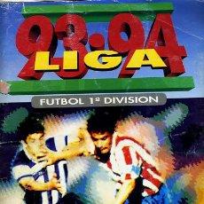 Coleccionismo deportivo: ALBUM FUTBOL LIGA 1993 1994 93 94 , ESTE ,VER FOTOS ,ORIGINAL, AA. Lote 45729348