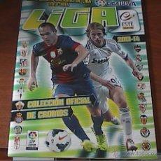Coleccionismo deportivo: ÁLBUM EDICIONES ESTE 13/14 VACÍO, PLANCHA. Lote 45888748