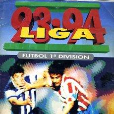 Coleccionismo deportivo: ALBUM FUTBOL LIGA 1993 1994 93 94 , ESTE , VER FOTOS ,ORIGINAL, H. Lote 46059798