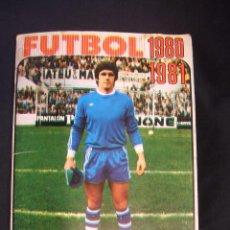 Coleccionismo deportivo: FUTBOL 1980 1981 - 80 81 - COMPLETO A FALTA DE LOS ULTIMOS FICHAJES - FHER -. Lote 46166219