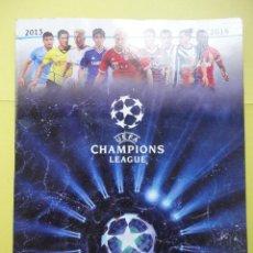 Coleccionismo deportivo: ALBUM. UEFA CHAMPIONS LEAGUE. 2013. 2014. PANINI. Lote 46168436