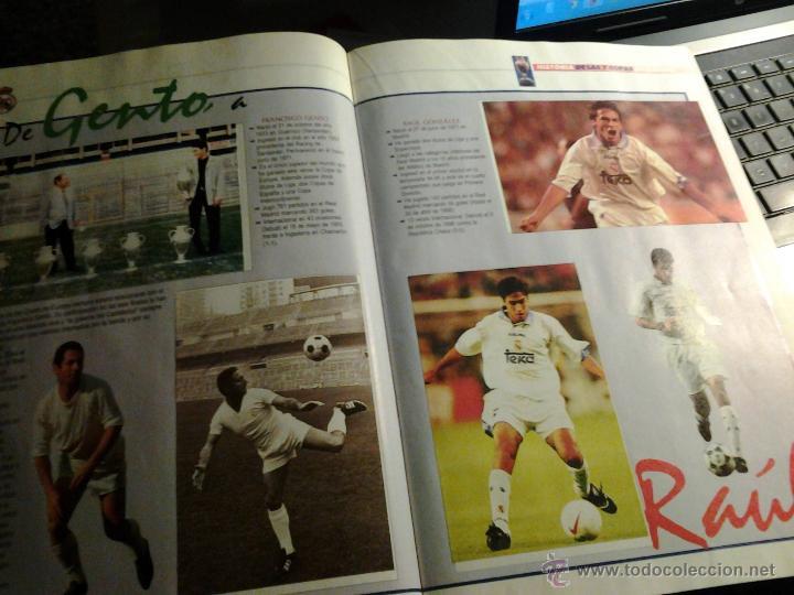 Coleccionismo deportivo: ABC. HISTORIA DE LAS 7 COPAS DE EUROPA. REAL MADRID. - Foto 3 - 46210055
