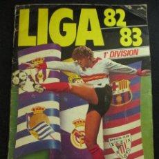 Coleccionismo deportivo: ALBUM DE CROMOS ESTE LIGA 82-83 CON 211 CROMOS. Lote 46316124