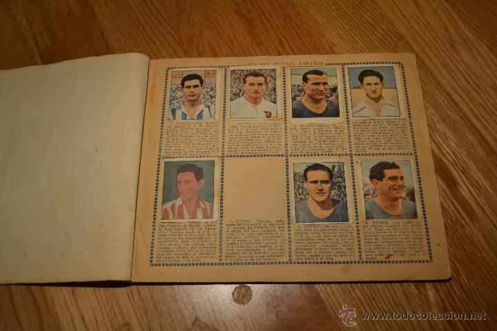 Coleccionismo deportivo: Album Cromo Estudiantil nº1 año 1941 Ver fotos explicaciones interiores CASI COMPLETO FALTAN 35 RARO - Foto 2 - 46430575