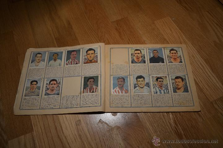 Coleccionismo deportivo: Album Cromo Estudiantil nº1 año 1941 Ver fotos explicaciones interiores CASI COMPLETO FALTAN 35 RARO - Foto 3 - 46430575