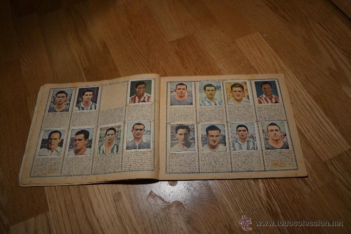 Coleccionismo deportivo: Album Cromo Estudiantil nº1 año 1941 Ver fotos explicaciones interiores CASI COMPLETO FALTAN 35 RARO - Foto 4 - 46430575