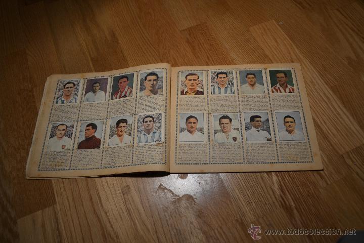 Coleccionismo deportivo: Album Cromo Estudiantil nº1 año 1941 Ver fotos explicaciones interiores CASI COMPLETO FALTAN 35 RARO - Foto 5 - 46430575