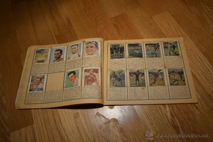 Coleccionismo deportivo: Album Cromo Estudiantil nº1 año 1941 Ver fotos explicaciones interiores CASI COMPLETO FALTAN 35 RARO - Foto 8 - 46430575