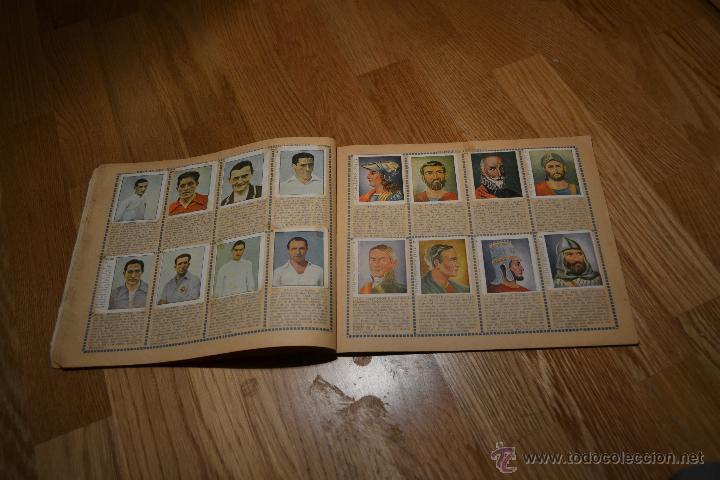 Coleccionismo deportivo: Album Cromo Estudiantil nº1 año 1941 Ver fotos explicaciones interiores CASI COMPLETO FALTAN 35 RARO - Foto 10 - 46430575