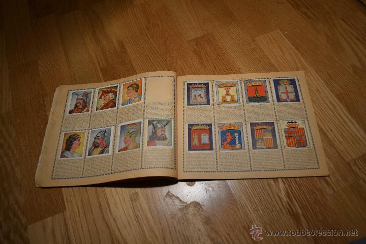 Coleccionismo deportivo: Album Cromo Estudiantil nº1 año 1941 Ver fotos explicaciones interiores CASI COMPLETO FALTAN 35 RARO - Foto 11 - 46430575
