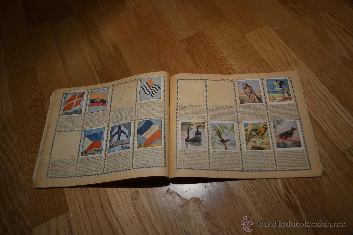 Coleccionismo deportivo: Album Cromo Estudiantil nº1 año 1941 Ver fotos explicaciones interiores CASI COMPLETO FALTAN 35 RARO - Foto 14 - 46430575