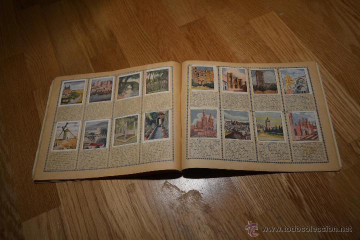 Coleccionismo deportivo: Album Cromo Estudiantil nº1 año 1941 Ver fotos explicaciones interiores CASI COMPLETO FALTAN 35 RARO - Foto 16 - 46430575