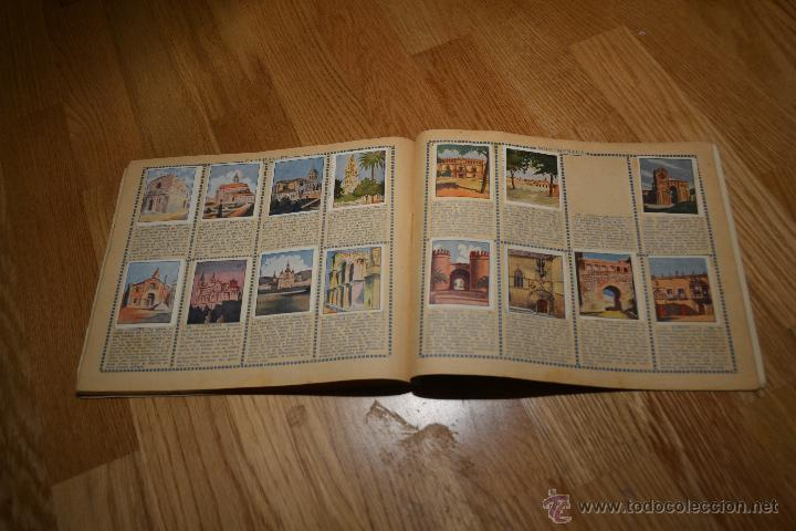 Coleccionismo deportivo: Album Cromo Estudiantil nº1 año 1941 Ver fotos explicaciones interiores CASI COMPLETO FALTAN 35 RARO - Foto 17 - 46430575