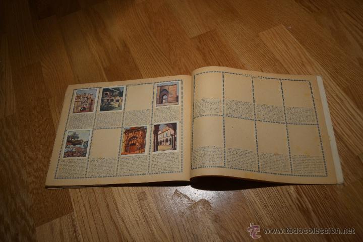 Coleccionismo deportivo: Album Cromo Estudiantil nº1 año 1941 Ver fotos explicaciones interiores CASI COMPLETO FALTAN 35 RARO - Foto 18 - 46430575