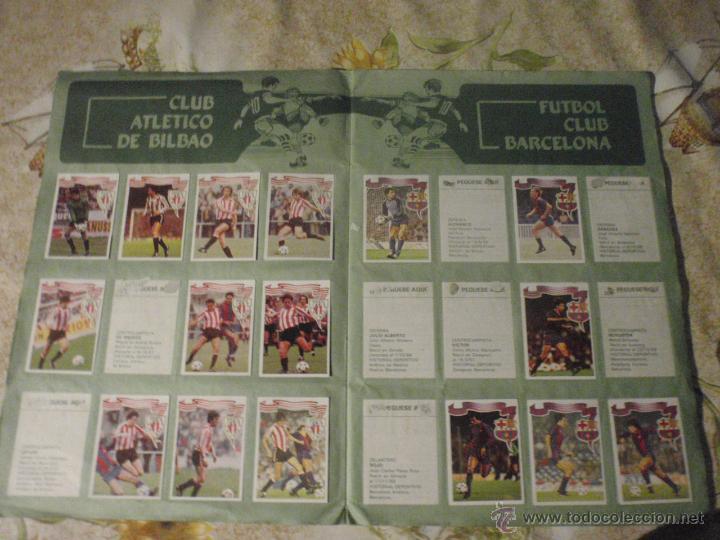 Coleccionismo deportivo: ALBUM de cromos de fútbol EDITORIAL MAGA LIGA 1984-85. CASI COMPLETO - Foto 3 - 46502659