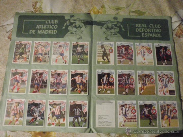 Coleccionismo deportivo: ALBUM de cromos de fútbol EDITORIAL MAGA LIGA 1984-85. CASI COMPLETO - Foto 5 - 46502659
