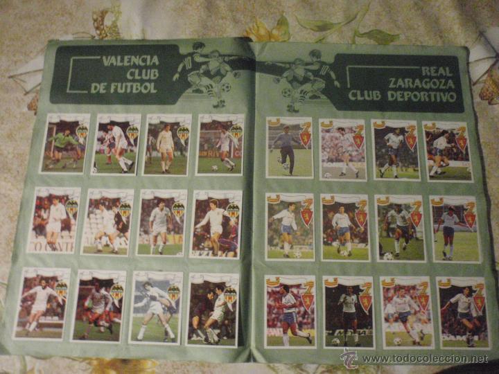 Coleccionismo deportivo: ALBUM de cromos de fútbol EDITORIAL MAGA LIGA 1984-85. CASI COMPLETO - Foto 6 - 46502659
