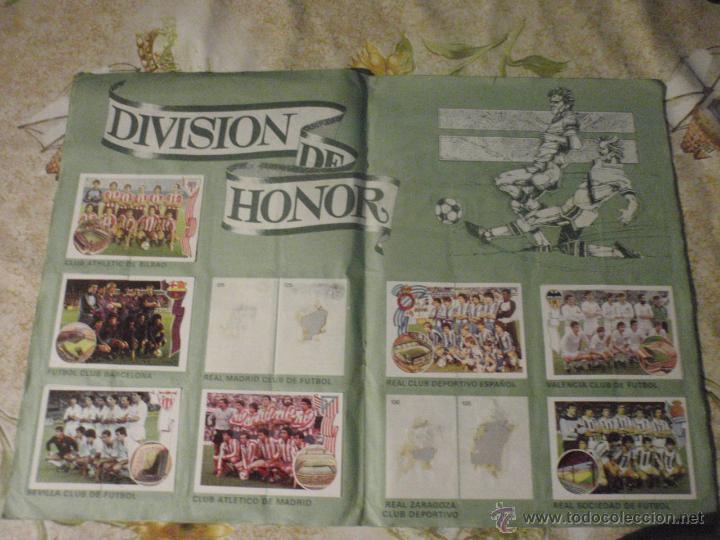 Coleccionismo deportivo: ALBUM de cromos de fútbol EDITORIAL MAGA LIGA 1984-85. CASI COMPLETO - Foto 8 - 46502659