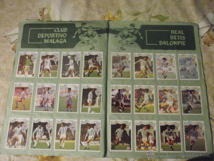 Coleccionismo deportivo: ALBUM de cromos de fútbol EDITORIAL MAGA LIGA 1984-85. CASI COMPLETO - Foto 10 - 46502659