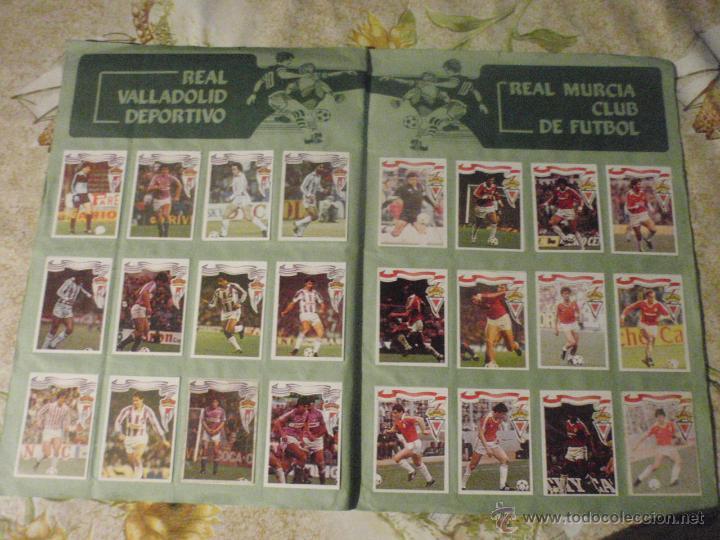 Coleccionismo deportivo: ALBUM de cromos de fútbol EDITORIAL MAGA LIGA 1984-85. CASI COMPLETO - Foto 11 - 46502659