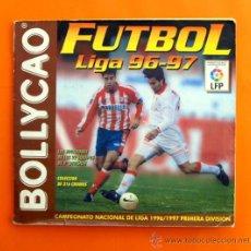 Coleccionismo deportivo: ALBUM DE CROMOS INCOMPLETO - FUTBOL- LIGA 96-97 - . Lote 46554374