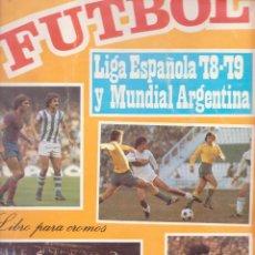 Coleccionismo deportivo: ALBUM CROMOS FÚTBOL MAGA LIGA 1978 1979 78 79 MUNDIAL ARGENTINA CROMO. Lote 46954012