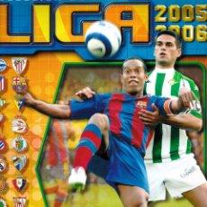 Coleccionismo deportivo: ALBUM ESTE 2005-2006 CASI COMPLETO CON CROMOS MUY DIFICILES ( BUEN ESTADO). Lote 47082957