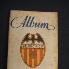 Coleccionismo deportivo: ALBUM - VALENCIA C. DE F. - 1946 1947 - 46 47 - 11 CROMOS - GRAFICAS SIERRA -. Lote 47185163