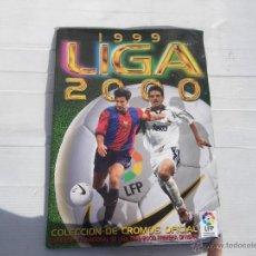 ALBUN DE FUTBOL 2000 . INCOMPLETO