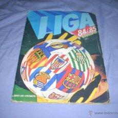Coleccionismo deportivo: ALBUM DE LA LIGA 1984-85 DE ESTE + REGALO. Lote 47743793
