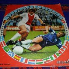 Coleccionismo deportivo: MUNDIALES ARGENTINA 1978 78 MUNDIAL FÚTBOL INCOMPLETO FALTAN 32 DE 150 CROMOS. FHER. RARO.. Lote 47849294