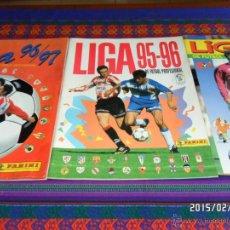 Coleccionismo deportivo: PANINI 1994 1995 94 95 1995 1996 95 96 1996 1997 INCOMPLETO BUEN ESTADO.. Lote 47950530
