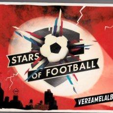 Coleccionismo deportivo: ÁLBUM STARS OF FOOTBALL 2012 ( UNICO EN TODO COLECCIÓN) VER FOTOS. Lote 47992196