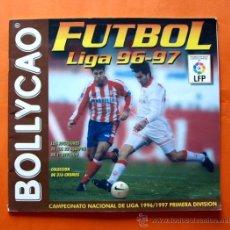 Coleccionismo deportivo: ALBUM DE CROMOS INCOMPLETO - FUTBOL LIGA 1996-1997, 96-97 - BOLLYCAO - . Lote 48547957