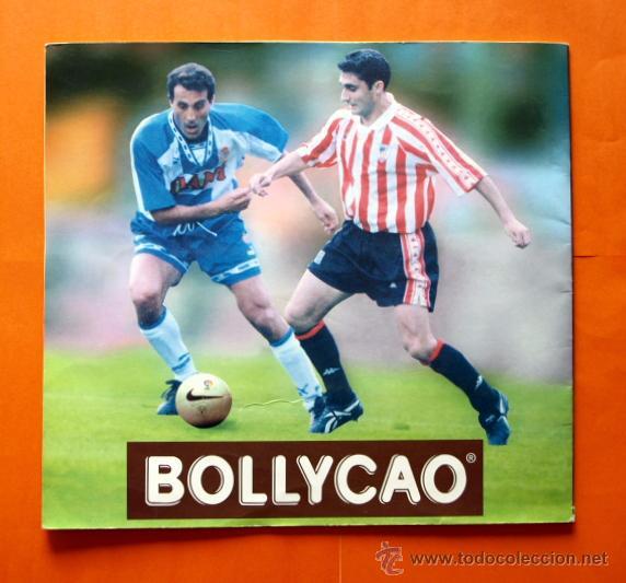 Coleccionismo deportivo: ALBUM DE CROMOS INCOMPLETO - FUTBOL LIGA 1996-1997, 96-97 - BOLLYCAO - - Foto 2 - 48547957