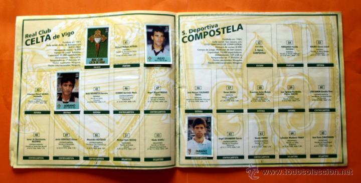 Coleccionismo deportivo: ALBUM DE CROMOS INCOMPLETO - FUTBOL LIGA 1996-1997, 96-97 - BOLLYCAO - - Foto 5 - 48547957