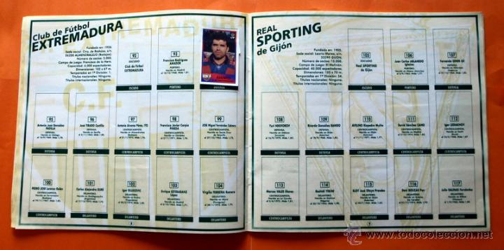 Coleccionismo deportivo: ALBUM DE CROMOS INCOMPLETO - FUTBOL LIGA 1996-1997, 96-97 - BOLLYCAO - - Foto 7 - 48547957