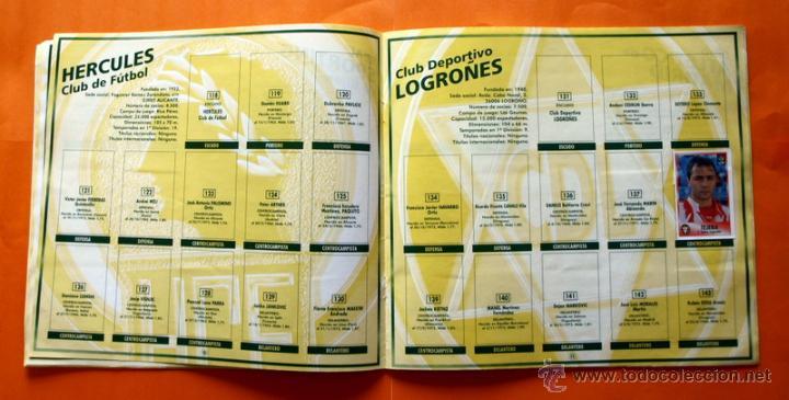 Coleccionismo deportivo: ALBUM DE CROMOS INCOMPLETO - FUTBOL LIGA 1996-1997, 96-97 - BOLLYCAO - - Foto 8 - 48547957