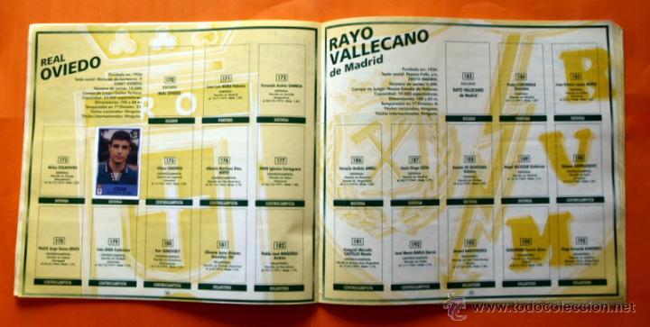 Coleccionismo deportivo: ALBUM DE CROMOS INCOMPLETO - FUTBOL LIGA 1996-1997, 96-97 - BOLLYCAO - - Foto 10 - 48547957