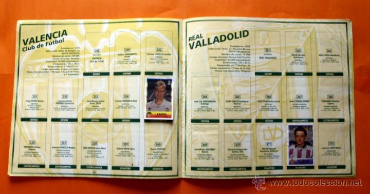 Coleccionismo deportivo: ALBUM DE CROMOS INCOMPLETO - FUTBOL LIGA 1996-1997, 96-97 - BOLLYCAO - - Foto 13 - 48547957