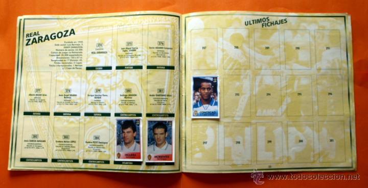 Coleccionismo deportivo: ALBUM DE CROMOS INCOMPLETO - FUTBOL LIGA 1996-1997, 96-97 - BOLLYCAO - - Foto 14 - 48547957
