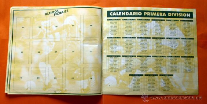 Coleccionismo deportivo: ALBUM DE CROMOS INCOMPLETO - FUTBOL LIGA 1996-1997, 96-97 - BOLLYCAO - - Foto 15 - 48547957