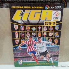 Coleccionismo deportivo: ALBUM DE FUTBOL LIGA 2012 2013 LIGA BBVA NUEVO. Lote 48660493