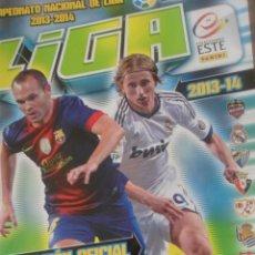 Coleccionismo deportivo: LIGA 2013-2014 · CONTIENE 98 CROMOS - COLECCIONES ESTE & PANINI. Lote 48715202