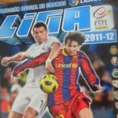 Coleccionismo deportivo: LIGA 2011-2012 · CONTIENE 134 CROMOS - COLECCIONES ESTE & PANINI. Lote 48715893