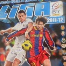 Coleccionismo deportivo: LIGA 2011-2012 · CONTIENE 97 CROMOS - COLECCIONES ESTE & PANINI. Lote 48715935